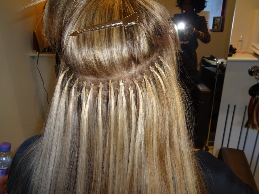 About Micro Hair Extensions Triple Weft Hair Extensions