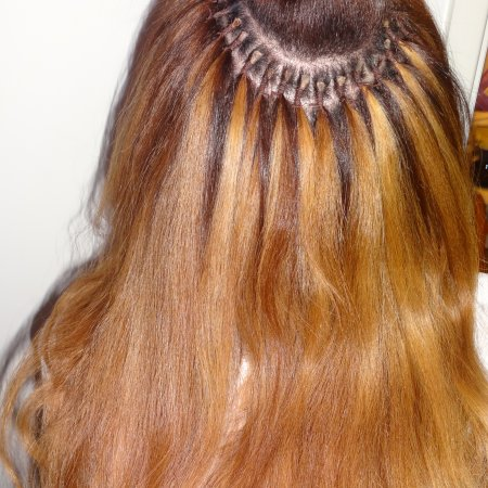 THIS IS A BEAUTIFUL EXAMPLE OF BRAZILIAN KNOT HAIR ...